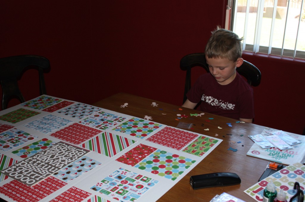 """This DIY Advent Calendar is a great way to channel some of the """"When is Christmas?!"""" energy!"""