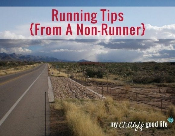 Running Tips From A Non-Runner