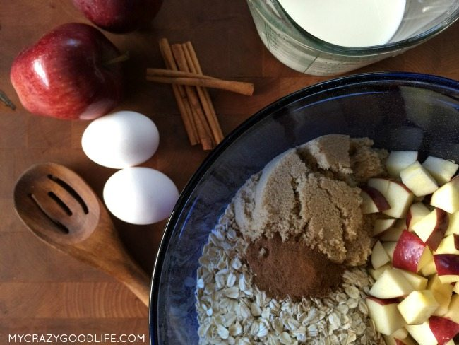 baked-oatmeal-ingredients