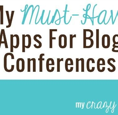 Must-Have Apps For Blogging Conferences