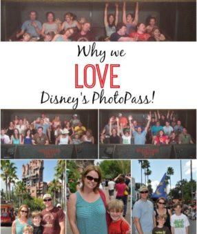 Why we LOVE Disney's Photo Pass!