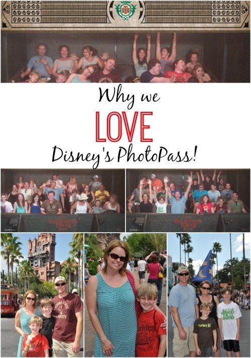 Why we LOVE Disney's Photo Pass!