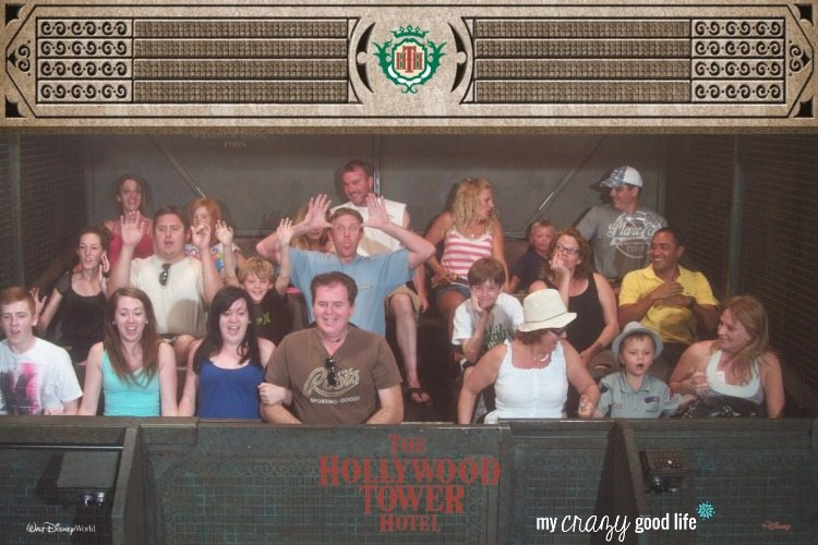 Tower of Terror - silly picture
