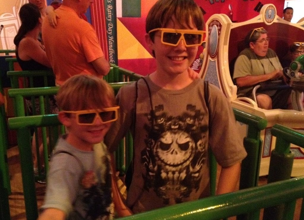 Exploring The Disney World Parks With Tweens