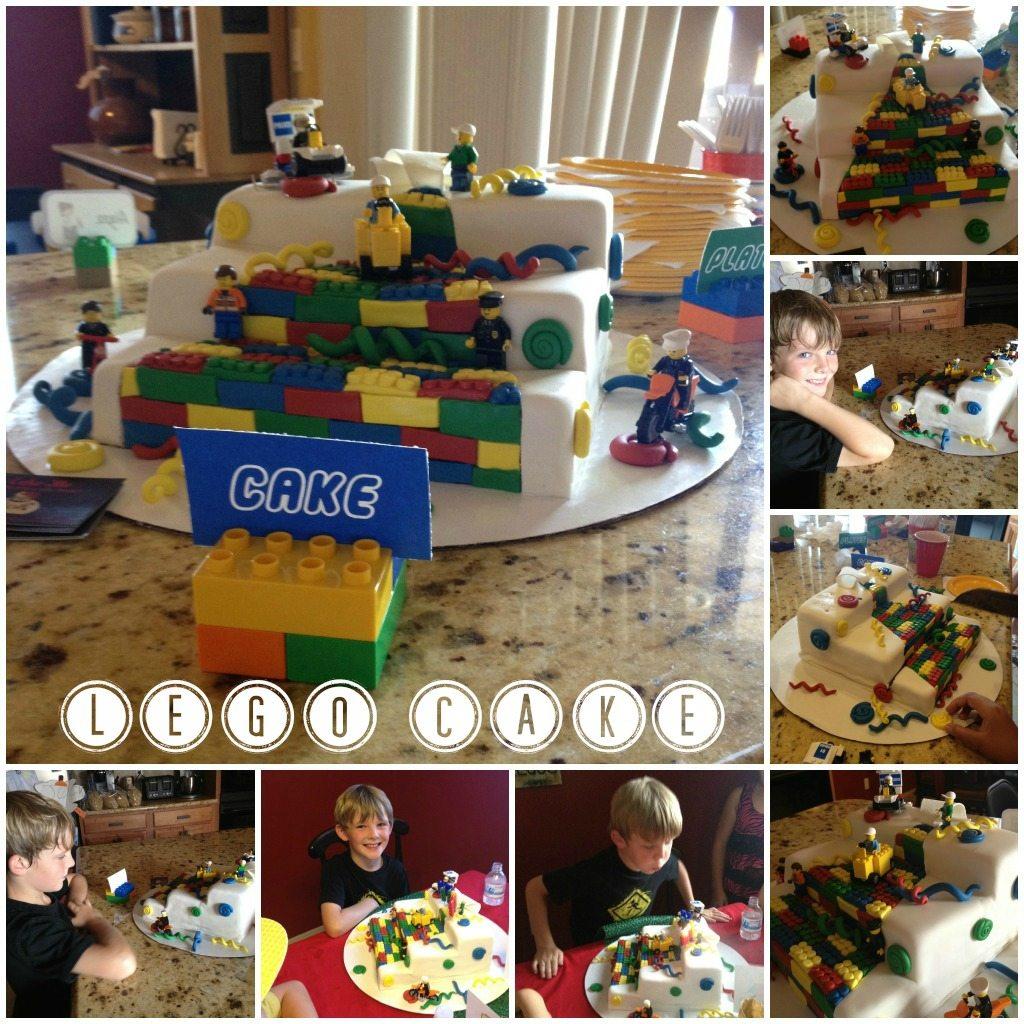 Lego Cake, Lego Birthday Cake, Cake Me Tucson, Lego birthday party