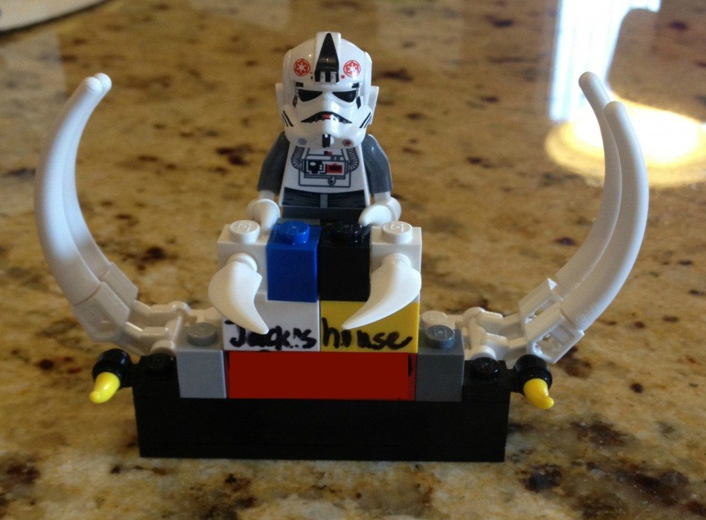 Lego Birthday Creation, Lego birthday party