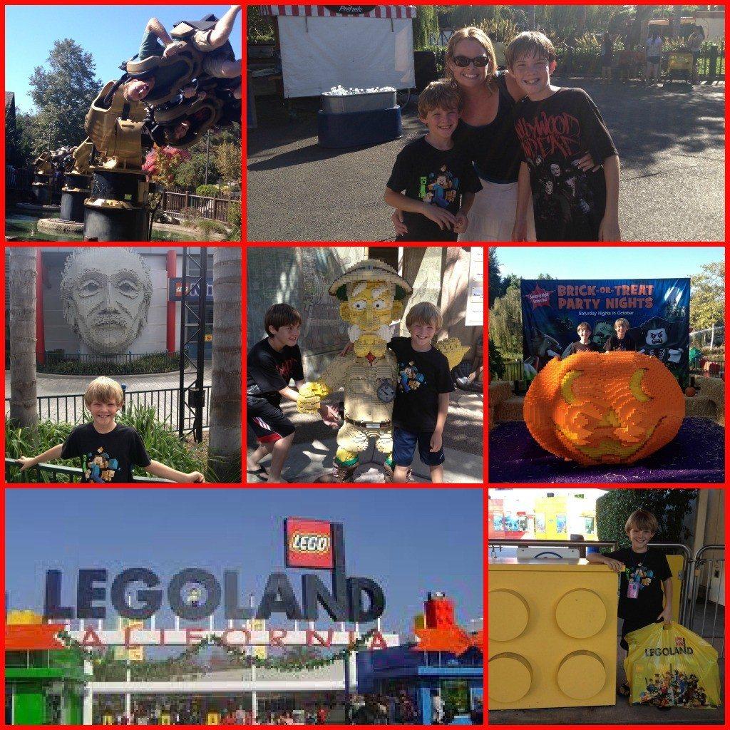 Took Our LegoHead To Legoland {Wordless Wednesday}
