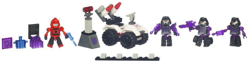 KRE-O Transformers Robots