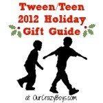 Tween Gift Ideas: Tween/Teen Tuesday