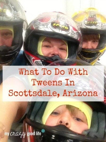 Tweens In Scottsdale
