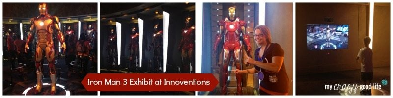 Disneyland Rides and Attractions For Tweens - Iron Man 3