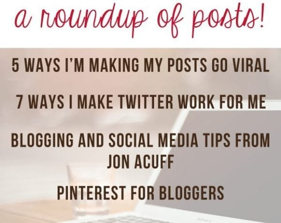 Best tips and tricks for bloggers: a roundup of posts