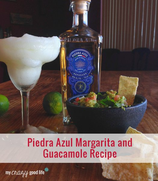 Margarita and Guacamole Recipe