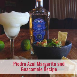 Frozen Margarita and Guacamole Recipe
