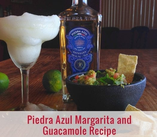 Frozen Margarita and Guacamole Recipe