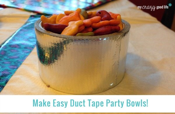 Duct Tape Bowl