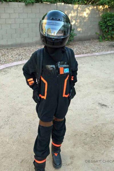 DIY Boy Halloween Costumes: Fortnite