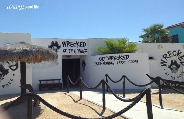 Wrecked At The Reef