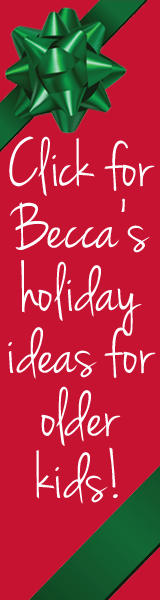 Holiday ideas for older kids