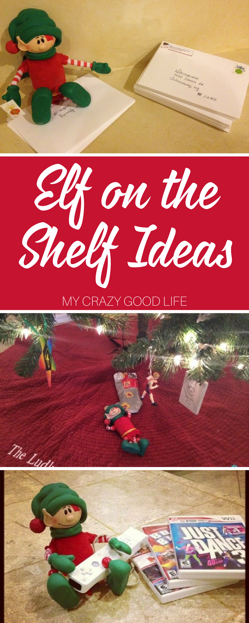 Are you in need of some Elf On The Shelf ideas? We have a few for you, and are inviting you to play along! Check out these fun Elf on the Shelf Ideas. Elf on the Shelf ideas can be tricky if you have smart kids that catch on quick, hopefully these will help!