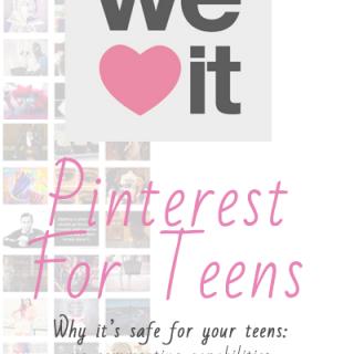 We Heart It: Pinterest For Teens