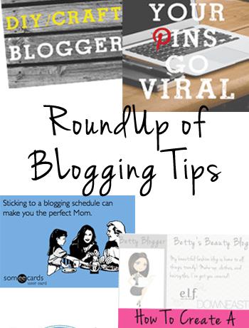 Round Up of Blog Resources