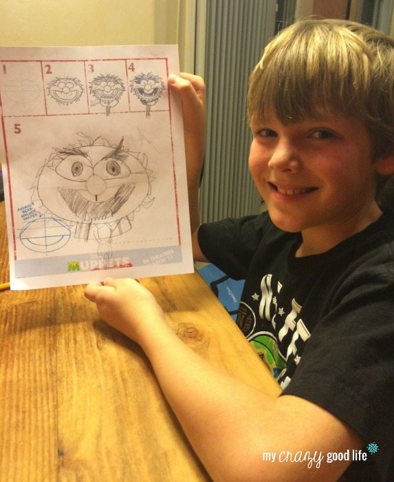 Jack drew Animal