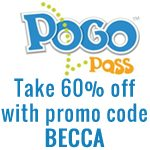 POGO Pass Promo Code and Giveaway