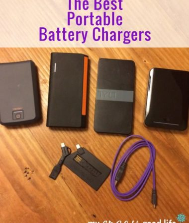 The best portable battery chargers for your phones and tablets