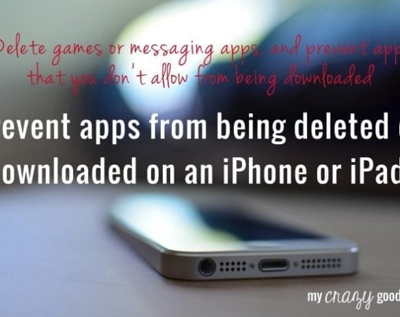 How to prevent apps from being deleted or downloaded onto an iPhone or iPad