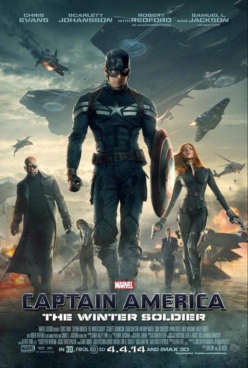 Captain America Parent's Review