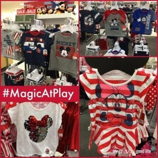 Kohls Disney Clothes Line: Magic At Play