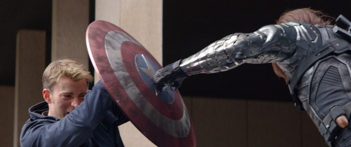 Captain America: The Winter Soldier Parent's Review