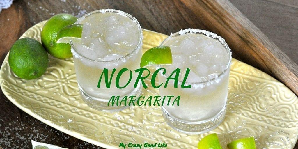 NorCal Margarita Recipe