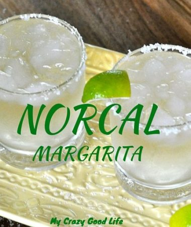 This margarita is a CrossFitter's dream! The closest you can get to a Paleo cocktail, and it's super refreshing and not too sweet.