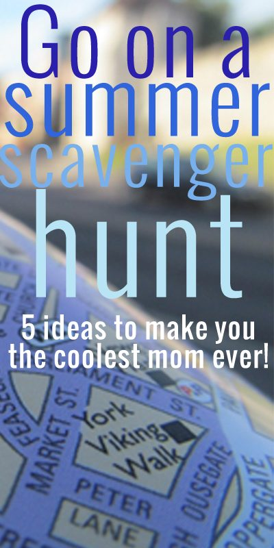 Scavenger hunts are not only fun, they're educational, too. Get creative and develop your own ideas, or modify any of these to make it fit for your local area and the age of your child. Mix things up and provide some more difficult items for tweens and teens and easier items for younger children so they don't lose interest. Here are 5 summer scavenger hunt ideas.