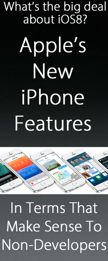 Apple's iOS 8 Features