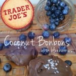 Trader Joes Coconut Bonbons Recipe (with blueberries!)