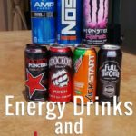 Energy Drinks and Teens: Which Drinks Are The Worst?