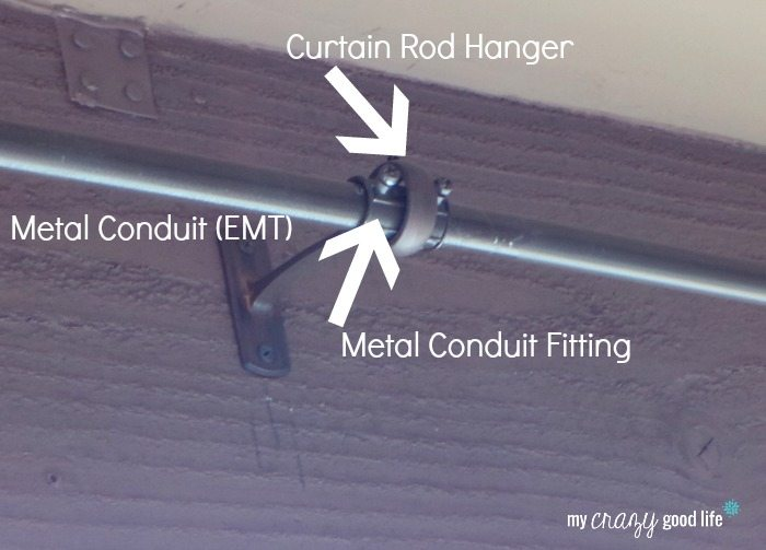 Hardware Needed For Diy Outdoor Curtains
