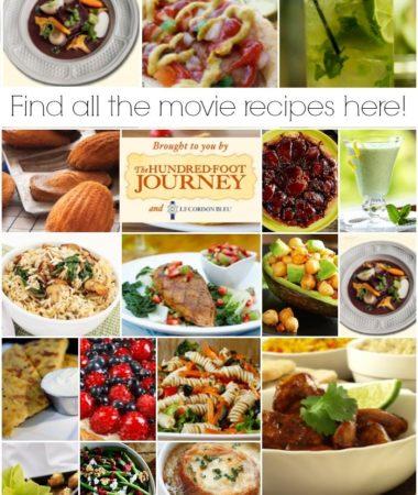 Hundred-Foot Journey Recipes