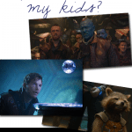 Guardians of the Galaxy Parent Review
