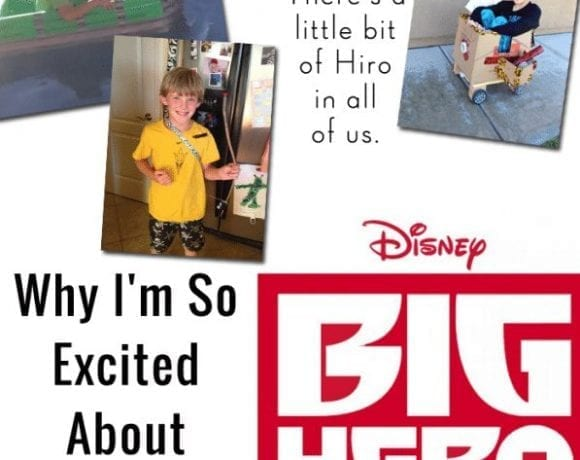 Why I'm So Excited About Big Hero 6 #BigHero6Event