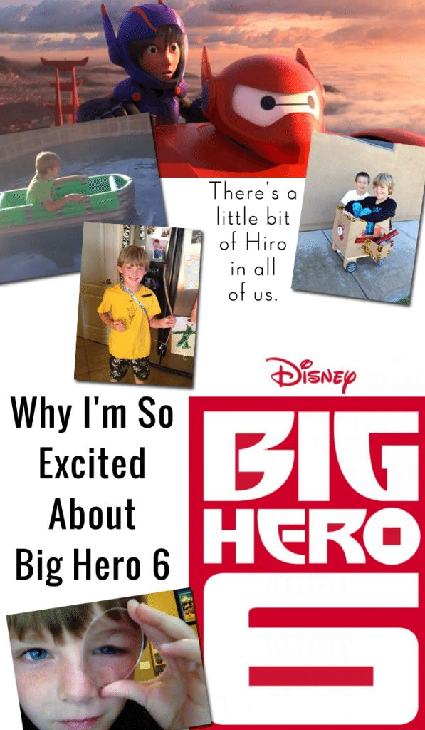 Why I'm So Excited About Big Hero 6