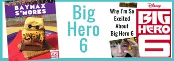 Big Hero 6 Interviews, Printables, Recipes, and behind the scenes