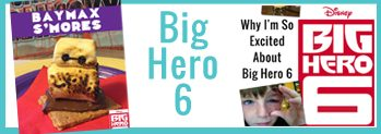 Big Hero 6 Interviews, Printables, Recipes, and behind the scenes