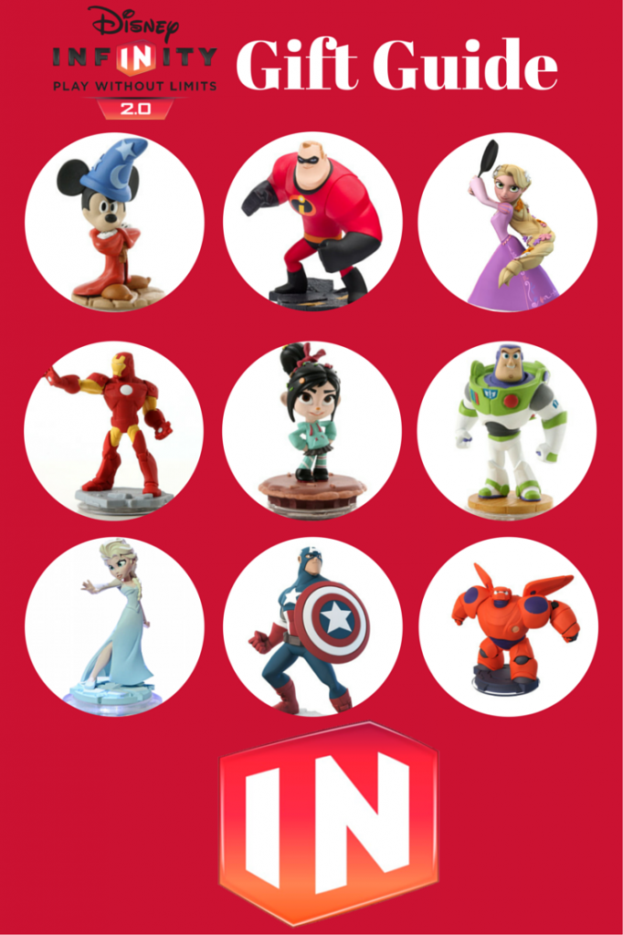 Disney Infinity 2.0 Gift Guide