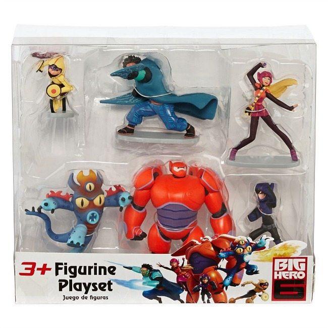 Big Hero 6 Playset