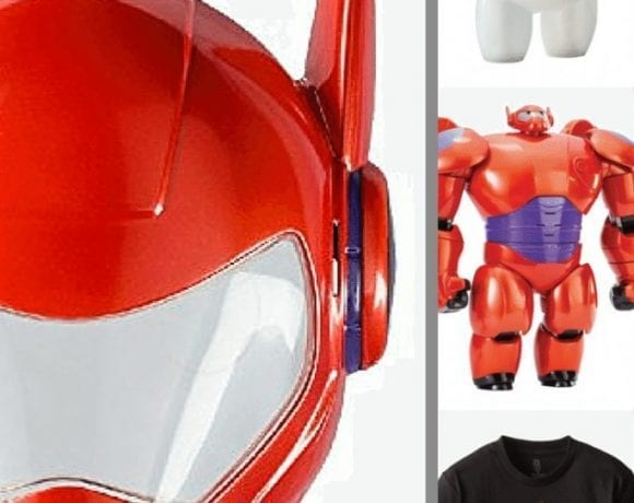 Big Hero 6 Gift Guide #BigHero6Event