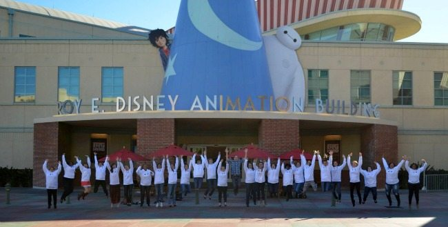 Disney Animation Studios Press Day